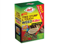 DOFF DOFFX002 - Tree Stump & Tough Weedkiller 2 Sachet