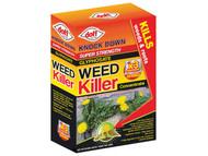 DOFF DOFFY003 - Super Strength Glyphosate Weedkiller Concentrate 3 Sachet