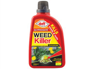 DOFF DOFFZA00 - Glyphosate Weedkiller Concentrate 1 Litre
