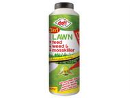 DOFF DOFLW025 - 3in1 Lawn Feed, Weed & Mosskiller 900g