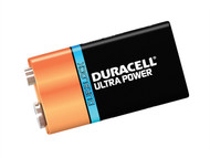 Duracell DUR9VK1UM3 - 9v Cell Ultra Power Battery Pack of 1