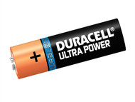 Duracell DURAAK4UM3 - AA Cell Ultra Power Batteries Pack of 4 LR6/HP7