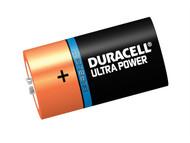 Duracell DURCK2UM3 - C Cell Ultra Power Batteries Pack of 2