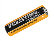 Duracell DURINDAA - Duracell AA Professional Alkaline Industrial Batteries Pack of 10