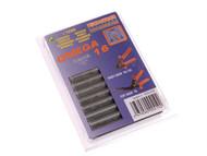 Edma EDM0415 - Galvanised Steel Hog Ring Omega 16 (250)