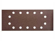 Einhell EIN818712 - 818712 1/2 Sanding Sheets for RTOS30 115 x 280mm Fine 120 Grit (Pack of 10)
