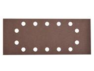 Einhell EIN818720 - 818720 1/2 Sanding Sheets for RTOS30 115 x 280mm Fine 180 Grit (Pack of 10)