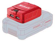 Einhell EINTECP18LI - TE-CP 18 LI USB-Solo Power X-Change Charger 18 Volt 1-2.1Ah Li-Ion