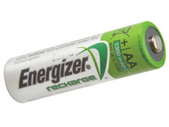 Energizer ENGRCAA1300 - AA Rechargeable Universal Batteries 1300 mAh Pack of 4