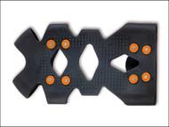 Ergodyne ERGE6300M - Trex Anti Slip Ice Traction Grippers Shoe s 4.1/2 - 7.1/2 (37-41)