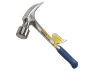 Estwing ESTE322S - E3/22S Straight Claw Framing Hammer - Vinyl Grip 616g (22oz)