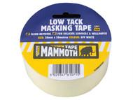 Everbuild EVB2LOWMT25 - Low Tack Masking Tape 25mm x 25m