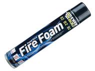 Everbuild EVBB2FIREHAN - Fire Foam B2 Hand Grade Aerosol 750ml