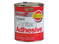 Everbuild EVBCON750 - Stick 2 All-Purpose Contact Adhesive 750ml