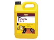 Everbuild EVBEMIX5 - Evermix 3 in 1 5 Litre
