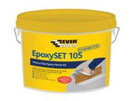 Everbuild EVBEPOX10514 - 105 Epoxyset Standard 14kg