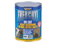Everbuild EVBEVCC5L - Evercryl One Coat Compound Clear 5kg