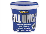Everbuild EVBFILONCE06 - Ready Mix Fill Once 650ml