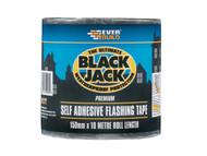 Everbuild EVBFLAS150 - Black Jack Flash Trade 150mm x 10m