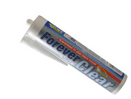 Everbuild EVBFOREVERCL - Forever Clear Sealant 310ml