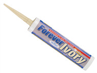 Everbuild EVBFOREVERIV - Forever Ivory Sealant 310ml