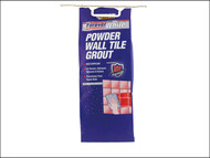 Everbuild EVBFWGROUT3 - Forever White Powder Wall Tile Grout 3kg