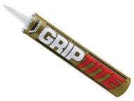 Everbuild EVBGTITEC4 - GripTite Construction Adhesive C4 350ml