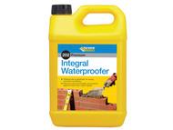 Everbuild EVBILW5L - Integral Liquid Waterproofer 5 Litre