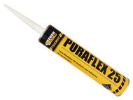Everbuild EVBINDPU25BN - Industrial Polyurethane 25 Sealant Brown C3