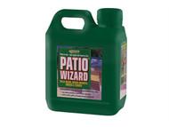 Everbuild EVBPATWIZ1L - Patio Wizard Concentrate 1 Litre
