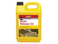 Everbuild EVBSTRIKE5 - Strike Release Oil 5 Litre