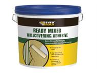 Everbuild EVBWALLRD4 - Ready Mixed Wallcovering Adhesive 4.5kg