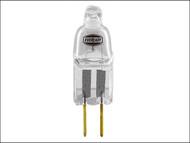 Energizer Lighting EVES4850 - G4 ECO Halogen Capsules 14 Watt (20 Watt) Box of 1