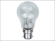 Energizer Lighting EVES4869 - GLS ECO Halogen Bulb 116 Watt (150 Watt) BC/B22 Bayonet Cap Box of 1
