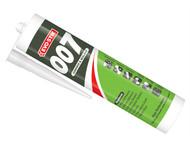 Evo-Stik EVO007CLEAR - 007 Adhesive & Sealant 290ml Clear