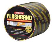 Evo-Stik EVOFB150 - Flashband Roll Grey 150mm x 10m