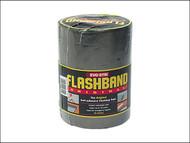 Evo-Stik EVOFB75 - Flashband Roll Grey 75mm x 10m