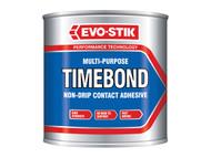 Evo-Stik EVOTB1 - Timebond Contact Adhesive - 1 Litre
