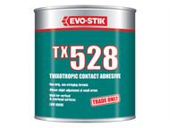 Evo-Stik EVOTX5281L - TX528 Thixotropic Contact Adhesive 1 Litre