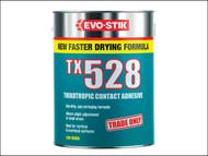 Evo-Stik EVOTX5285L - TX528 Thixotropic Contact Adhesive 5 Litre