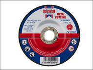 Faithfull FAI1003MDC - Cut Off Disc for Metal Depressed Centre 100 x 3.2 x 16mm