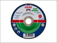 Faithfull FAI1006SDG - Grinding Disc for Stone Depressed Centre 100 x 6 x 16mm