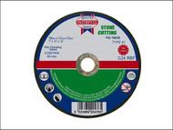Faithfull FAI1803S - Cut Off Disc for Stone 180 x 3.2 x 22mm