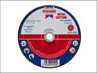 Faithfull FAI2303MDC - Cut Off Disc for Metal Depressed Centre 230 x 3.2 x 22mm