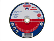 Faithfull FAI2306MDG - Grinding Disc for Metal Depressed Centre 230 x 6.5 x 22mm