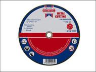 Faithfull FAI3003522M - Cut Off Disc for Metal 300 x 3.5 x 22mm