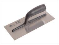 Faithfull FAI816P - 816P Plastering Trowel Plastic Handle 280 x 120mm (11in x 4.3/4in)