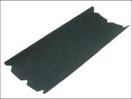 Faithfull FAIA20347540 - Aluminium Oxide Floor Sanding Sheets 203 x 475mm 40g