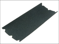Faithfull FAIA20347580 - Aluminium Oxide Floor Sanding Sheets 203 x 475mm 80g