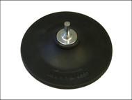 Faithfull FAIABP125 - Backing Pad 125 mm